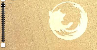 Firefox on Google Maps