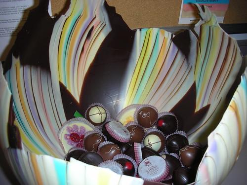 Chocolate Bowl friom Joseph Schmidt