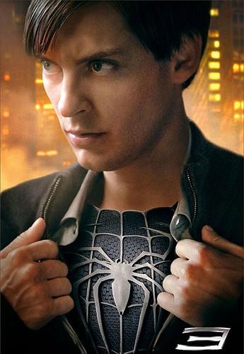 3er teaser poster de Spiderman 3
