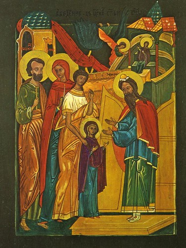 Feast of the Presentation of Mary   OUR PASSIONIST CHARISM