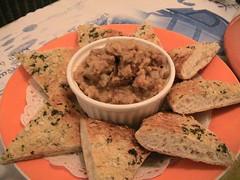 hummus dip- 希式豆泥盤