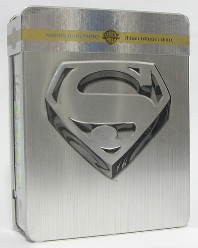 Superman Ultimate Collector's Edition DVD