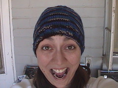 My first hat!