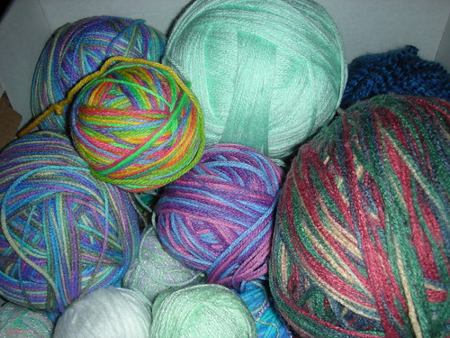 Yarn from DaisyMae Maus