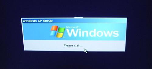 Windows XP Setup