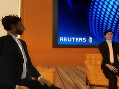 Warner Brothers CEO Edgar Bronfman interviewed by Adam Reuters