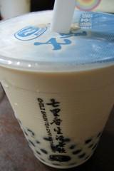milk tea- 波霸奶茶