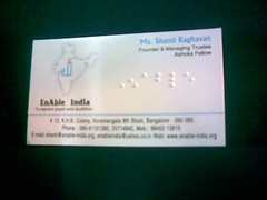Braille Cards Example1