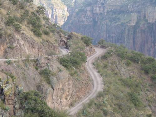 Copper Canyon riding...