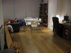 Emmastraat living room