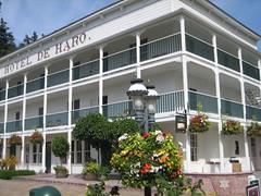 Hotel del Haro, Roche Harbor, San Juan Islands, Washington State