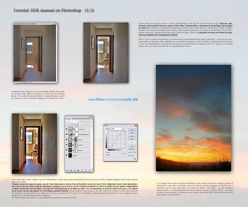 Tutorial pseudo-HDR Manual en Photoshop (3)
