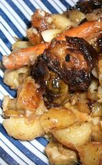 roasted vege& mac & cheese