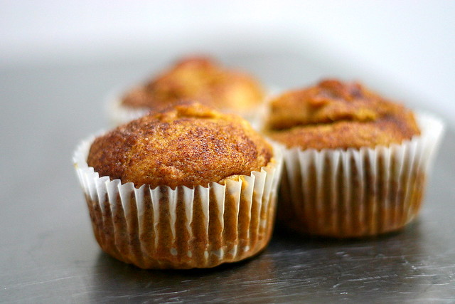 recipe: pumpkin muffins barefoot contessa [25]