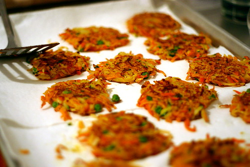 indian-spiced vegetable fritters | smitten kitchen