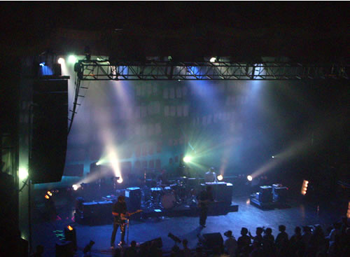 Death Cab Concert, Louisville, KY 11/15/06