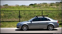 Anyone have an Audi OEM roof rack system? - AudiWorld Forums