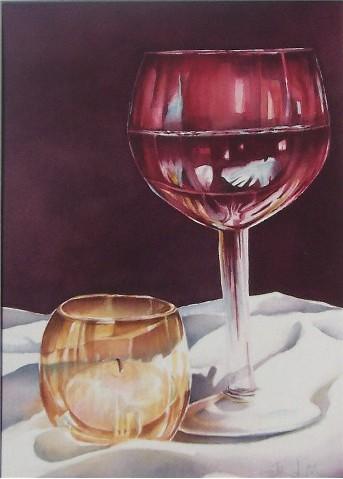 wine & light