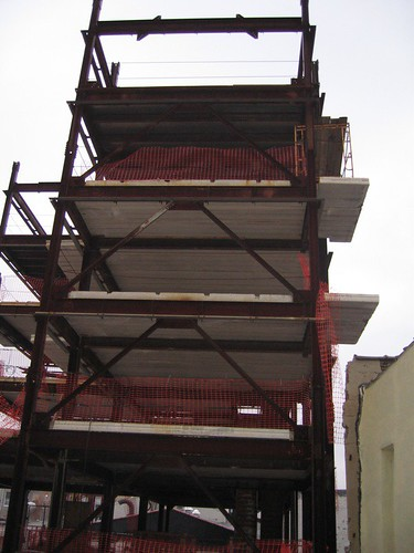55 Eckford St. - missing floors