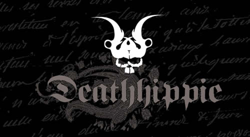 Deathhippie Splash Screen