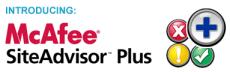 SiteAdvisor Plus Logo