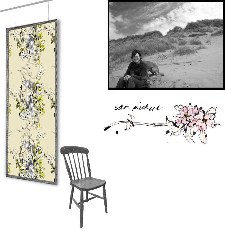 Sam Pickard - UK Textile Designer