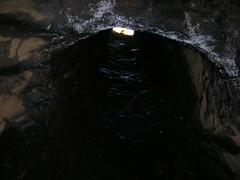 Stumphouse Tunnel Ventilation Shaft