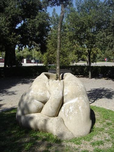 Estatua de Goatse