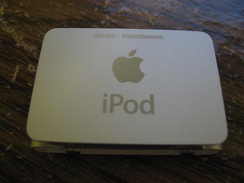 thatsobscene iPod Shuffle
