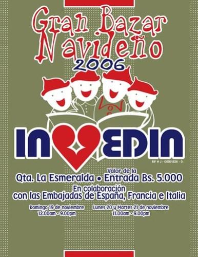 INVEDIN BAZAR 2006