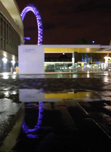 south bank rain