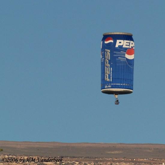Pepsi Supercan