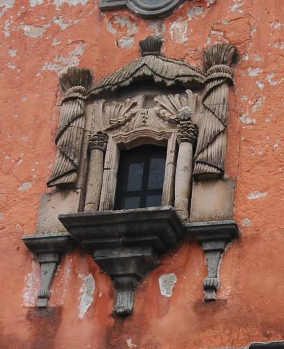 Acambaro - 04 Most Beautiful window