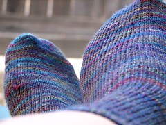 first socks 001