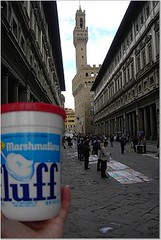 Fluff at Uffize
