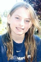 Hayley pierced ears