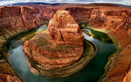 Amazing. Horseshoe Bend, Glen Canyon, Page, Arizona