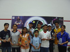 India national junior squash winners