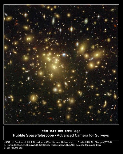 एबेल आकाशगंगा समूह