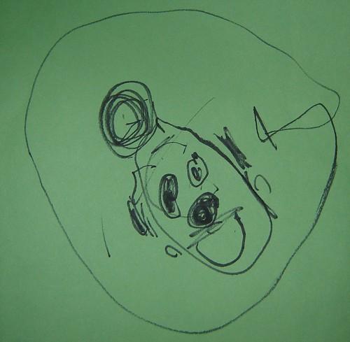K draws Nana