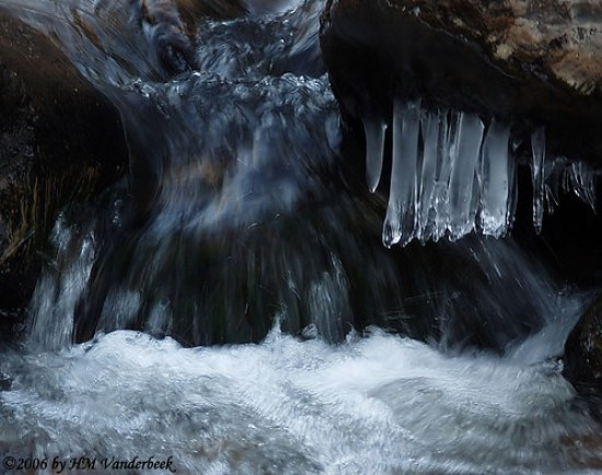 River Icicles