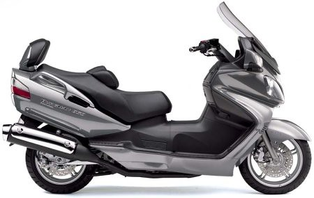 Suzuki Burgman 650 Executive ABS