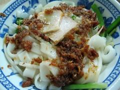乾粿條- flat noodles