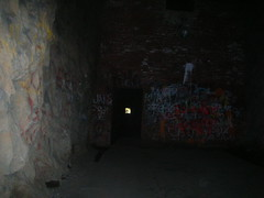 Stumphouse Tunnel Interior Wall