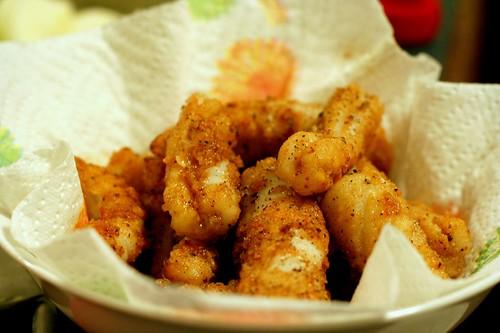Sumac Fried Squid