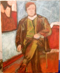 Day 4 - Modigliani in his Studio