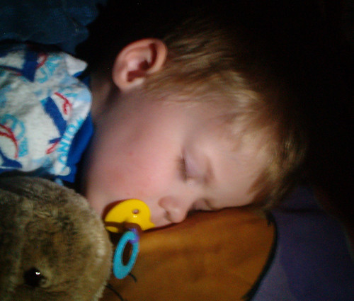 Sleepy Liam