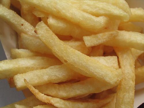 Oinkster frites