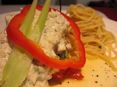 codfish and pasta