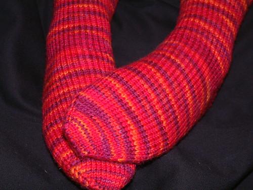 Bittersweet socks